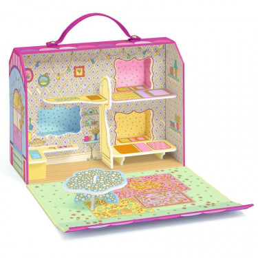 Maison tinyly de Bluchka & Indie Djeco 6952