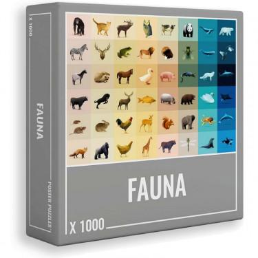 """Puzzle 1000 pièces """"Faune"""" Cloudberries"""