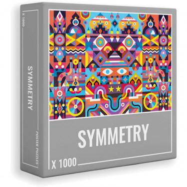 """Puzzle 1000 pièces """"Symétrie"""" Cloudberries"""