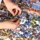 """Puzzle 1000 pièces """"Ville"""" Cloudberries"""