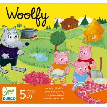 Woolfy jeu DJECO 8427