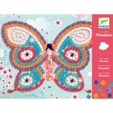 Mosaïques Papillons DJECO 8898