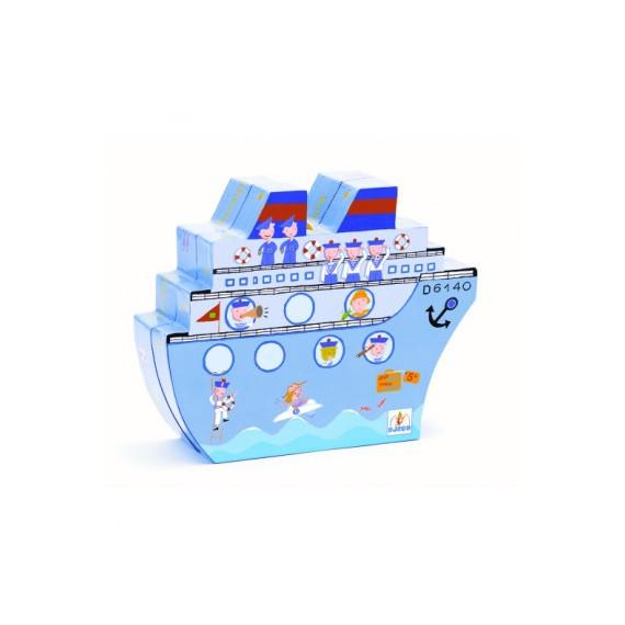 Naviplouf jeu de bataille navale magnétique, DJECO DJO5270