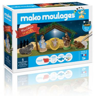 Mako Moulages 'Ma crèche de Noël' 39012
