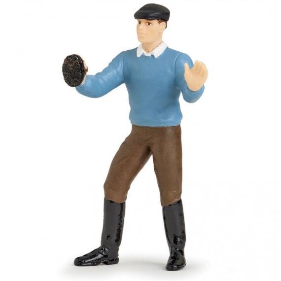 Palefrenier, figurine PAPO 51557