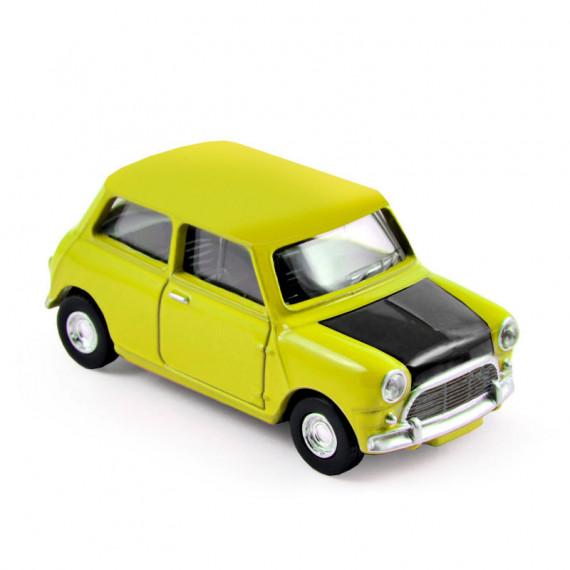 Mini Cooper S 1963 vert citron et noir NOREV classic