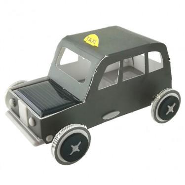 Autogami Taxi londonien, voiture solaire
