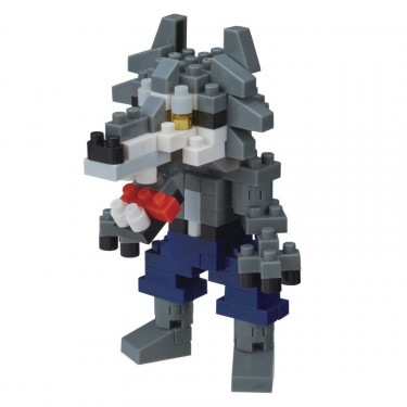 Loup-garou nanoblock