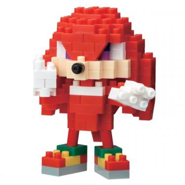 """Sonic le Hérisson nanoblock """"Knuckles"""""""