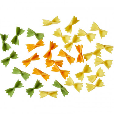 Pâtes farfalle, jouet dînette HABA 305720