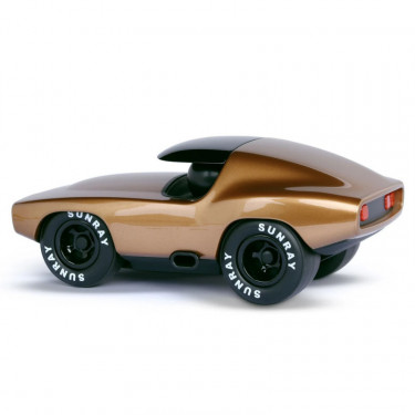 Voiture Playforever Fastback or