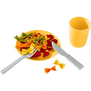 Ensemble déjeuner pâtes, jouet dînette HABA 305723