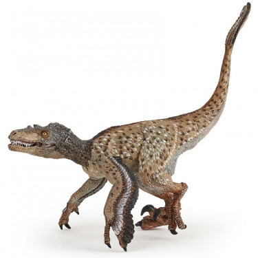 Vélociraptor à plumes, dinosaure PAPO 55086