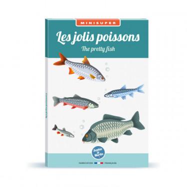 Les jolis poissons, kit minisuper 'Sophie et Martin'