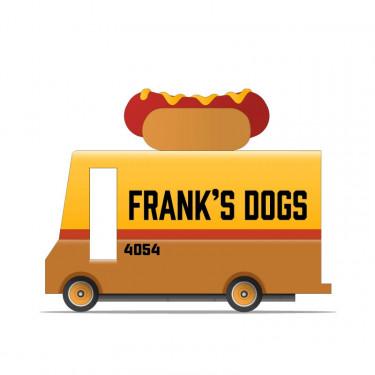 Hot Dog Van voiture Candylab TOYS
