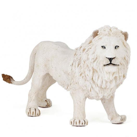 Lion blanc PAPO 50074