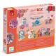 Flower Box Coffret d'activités créatives pour enfant DJECO 9330