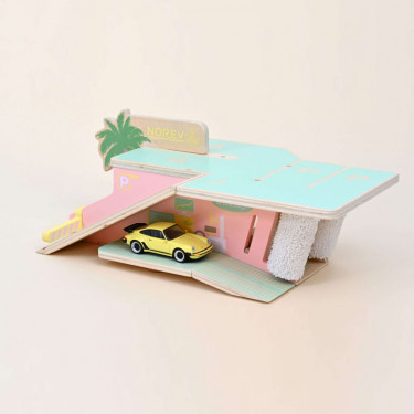 Station service Palm Springs NOREV