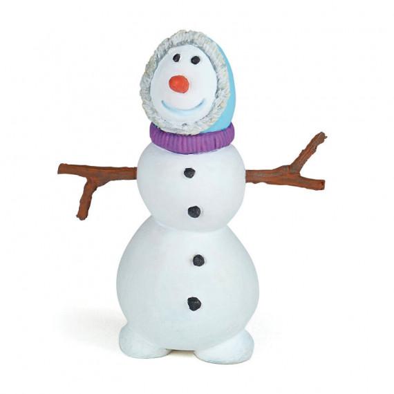 Bonhomme de neige, figurine PAPO 39165