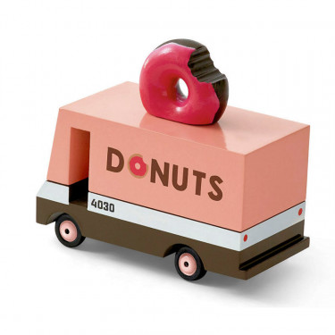 Donut Van voiture Candylab TOYS