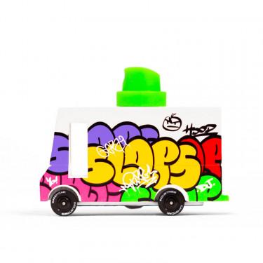 Graffitti van Van voiture Candylab TOYS