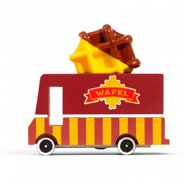 Wafel truck voiture Candylab TOYS