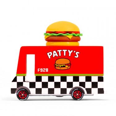 Hamburger van Candylab TOYS