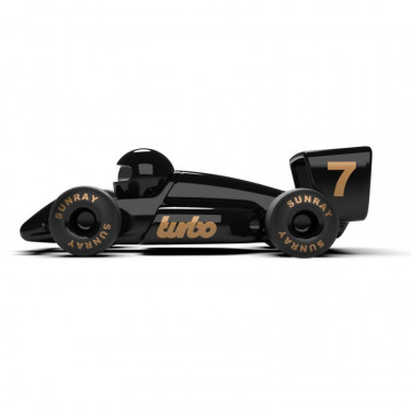 Voiture Playforever Turbo Jet noire