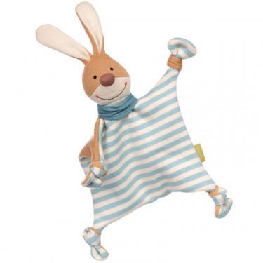 Doudou bio lapin tricoté SIGIKID 39326