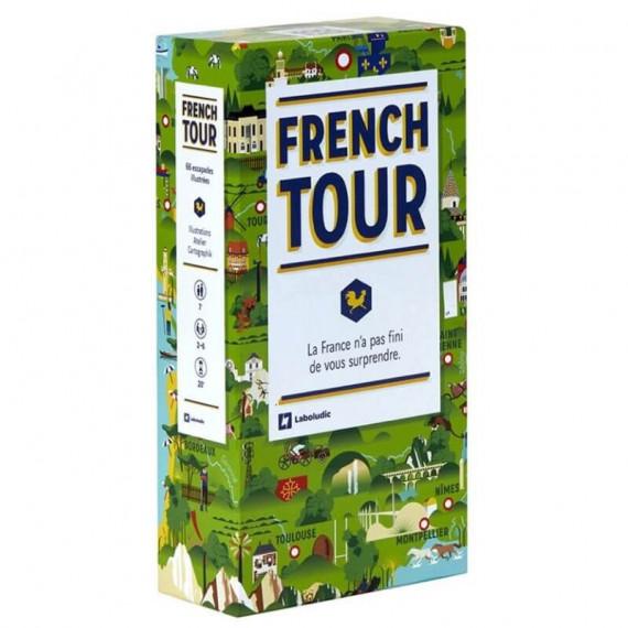 """Jeu de société """"French Tour"""" de Laboludic"""