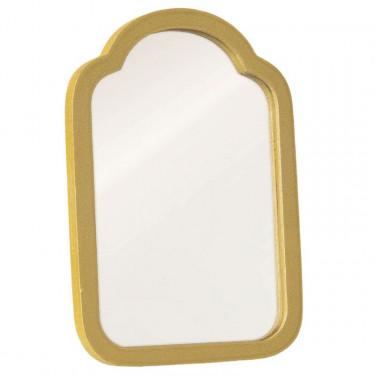 Miroir ancien doré miniature Maileg