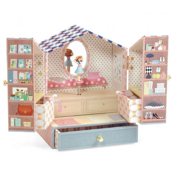 Boîte à musique Tinou Shop DJECO 6084