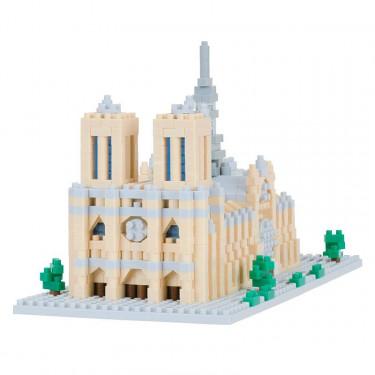 Cathédrale Notre-Dame de Paris Nanoblock