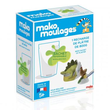 Mako Moulages Recharge de plâtre 39004