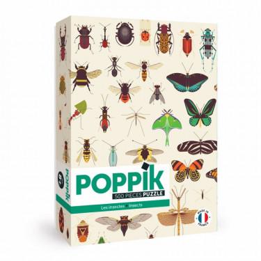 """Puzzle 500 pièces """"Insectes"""" Cloudberries"""