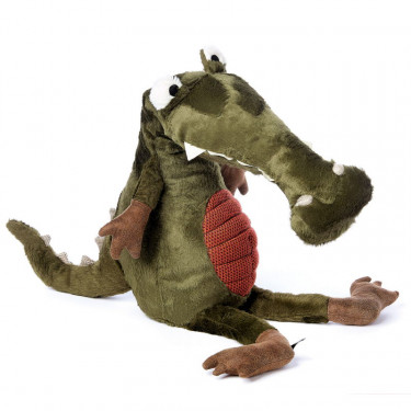 Taste of the Tropics, crocodile en peluche SIGIKID Beast 38940