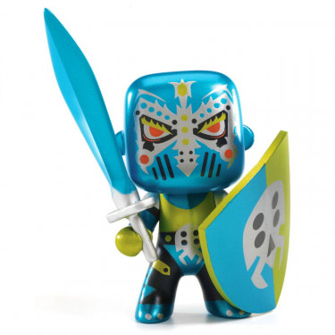 Arty Toys METAL'IC SPIKE KNIGHT djeco 6726, édition limitée