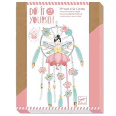 "Attrape-rêve à créer ""Fée Lotus"" DIY DJECO 7963"