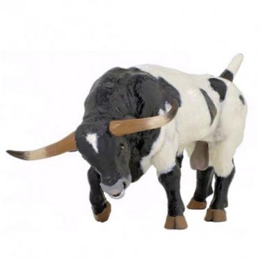 Taureau Texan, figurine PAPO 54007