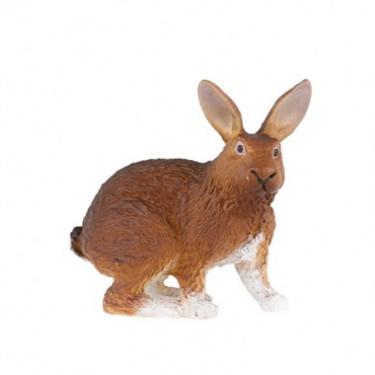 Lapin marron, figurine PAPO 51049
