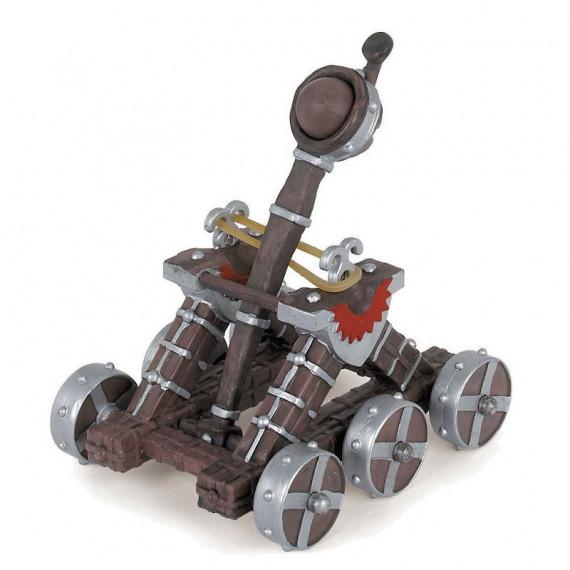 Catapulte rouge, figurine PAPO 39345