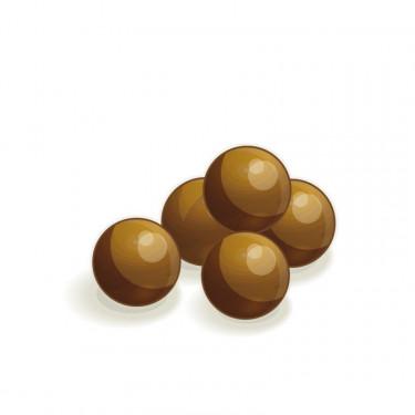 Set de 5 boulets pour catapulte PAPO 39261