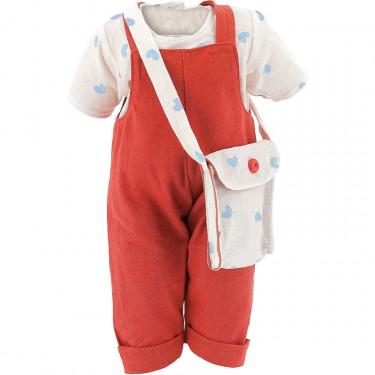 Vêtement de poupée Petitcollin 40 cm 'Coraille'