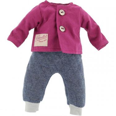 Vêtement de poupée Petitcollin 35 cm 'Samuel'