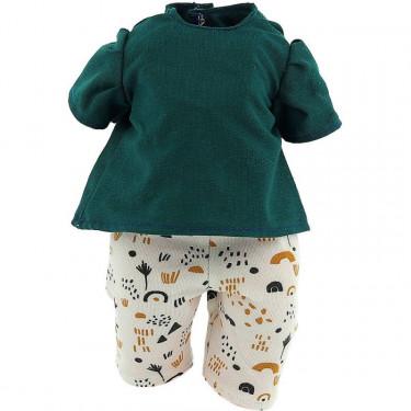 Vêtement de poupée Petitcollin 28 cm 'Théo'