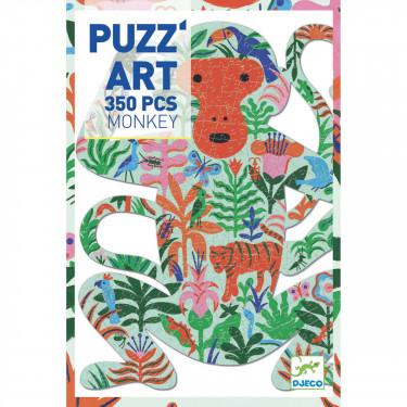 Puzzle Puzz'Art Singe 350 pcs DJECO 7657