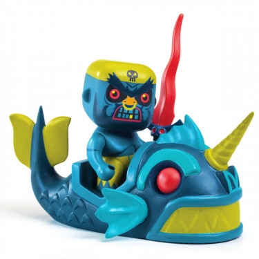 Arty Toys TERRIBLE & MONSTER djeco 6839
