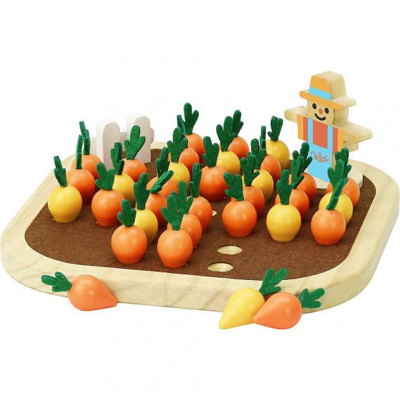 Solitaire du potager 'Jour de récolte' VILAC 2162