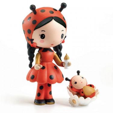 Coco & Minico figurine tinyly Djeco 6958