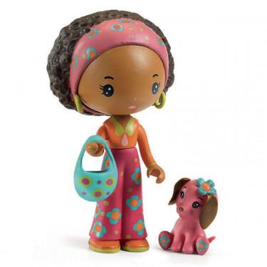 Poppy & Nouky figurine tinyly Djeco 6957